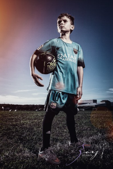 House of Red Cards: Tough Soccer Family Photoshoot by Zorz Studios (30)