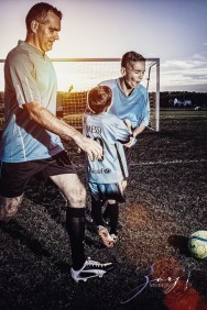 House of Red Cards: Tough Soccer Family Photoshoot by Zorz Studios (20)
