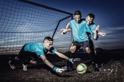 House of Red Cards: Tough Soccer Family Photoshoot by Zorz Studios (13)