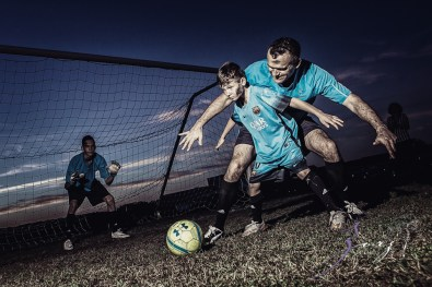House of Red Cards: Tough Soccer Family Photoshoot by Zorz Studios (12)