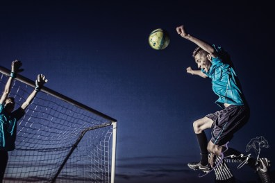 House of Red Cards: Tough Soccer Family Photoshoot by Zorz Studios (8)