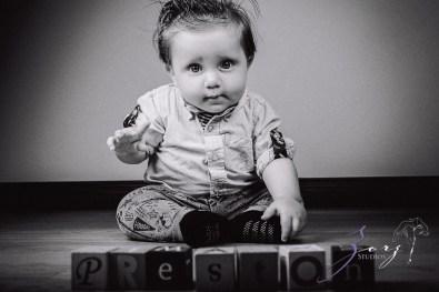 Puppy Jump 2: Mischievous Baby Photoshoot by Zorz Studios (13)