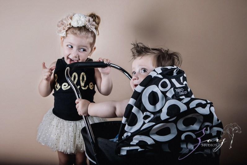 Puppy Jump 2: Mischievous Baby Photoshoot by Zorz Studios (9)