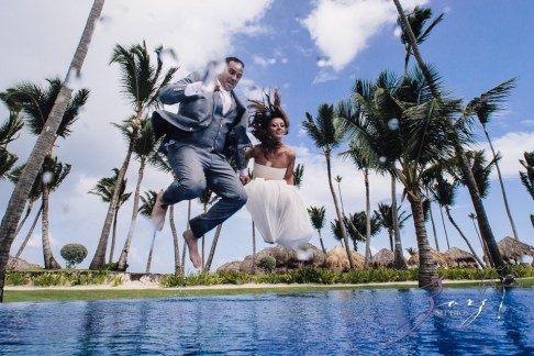Caught in Traffic: Olessa + Joe = Punta Cana Destination Wedding by Zorz Studios (16)