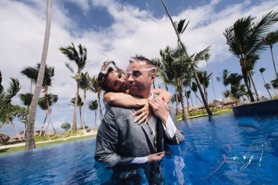 Caught in Traffic: Olessa + Joe = Punta Cana Destination Wedding by Zorz Studios (14)