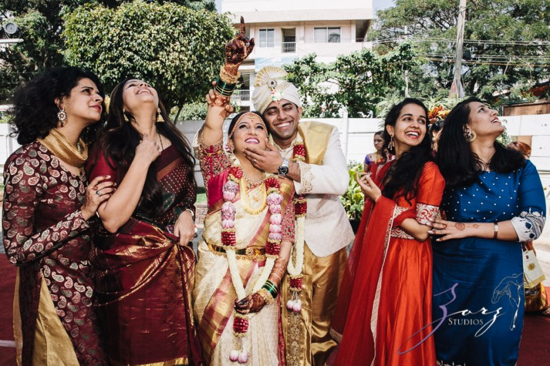 Only in India: Sushmitha + Abhinav = (The Longest) Destination Wedding in India by Zorz Studios (77)