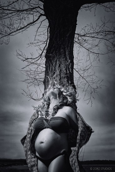 Creative Maternity and Pregnancy Photos in New York and Worldwide (30)