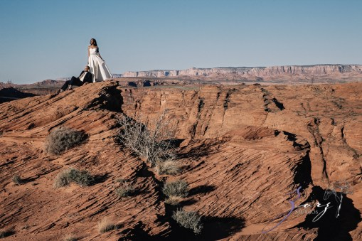 Canyon: Fashionable Engagement Session at Antelope Canyon by Zorz Studios (25)
