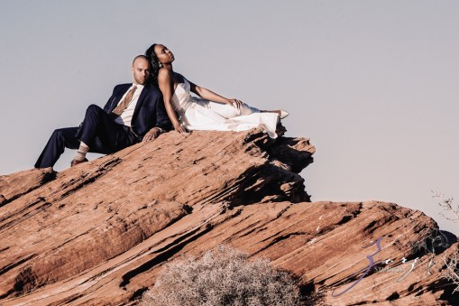 Canyon: Fashionable Engagement Session at Antelope Canyon by Zorz Studios (23)