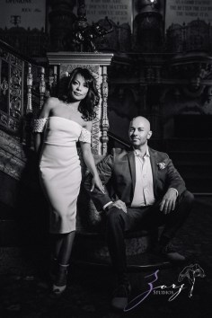 Phantom: Ana + Dana = Theatrical Engagement Session by Zorz Studios (44)