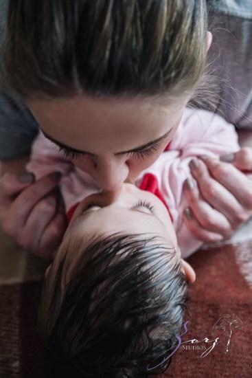 Big Eyes: Adorable Baby Girl Photoshoot by Zorz Studios (3)
