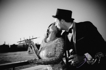 Gatsby at Sea: The Great Gatsby Theme Yacht Birthday Party by Zorz Studios (104)