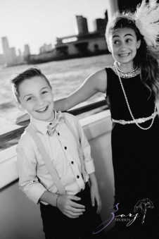 Gatsby at Sea: The Great Gatsby Theme Yacht Birthday Party by Zorz Studios (96)