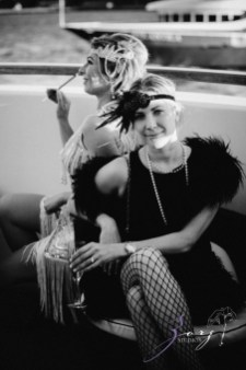 Gatsby at Sea: The Great Gatsby Theme Yacht Birthday Party by Zorz Studios (93)