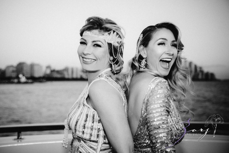 Gatsby at Sea: The Great Gatsby Theme Yacht Birthday Party by Zorz Studios (73)