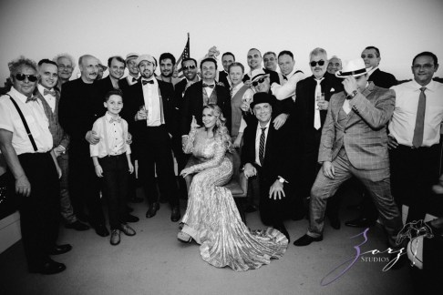 Gatsby at Sea: The Great Gatsby Theme Yacht Birthday Party by Zorz Studios (64)