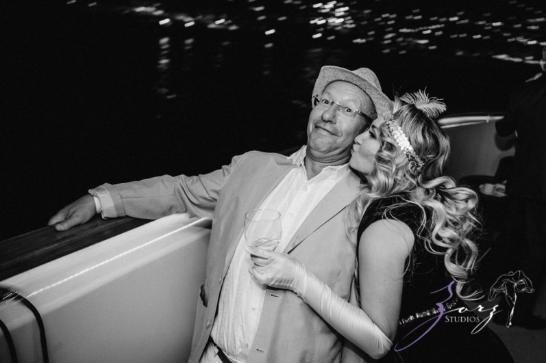 Gatsby at Sea: The Great Gatsby Theme Yacht Birthday Party by Zorz Studios (20)