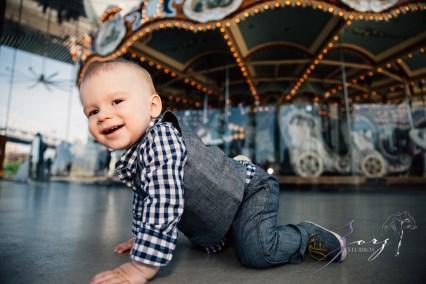 Cub: Outdoor Hilarious First Birthday Photoshoot by Zorz Studios (45)