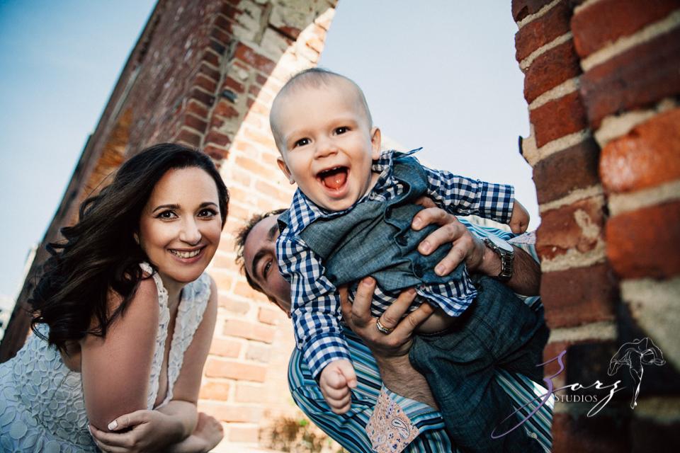 Cub: Outdoor Hilarious First Birthday Photoshoot by Zorz Studios (25)