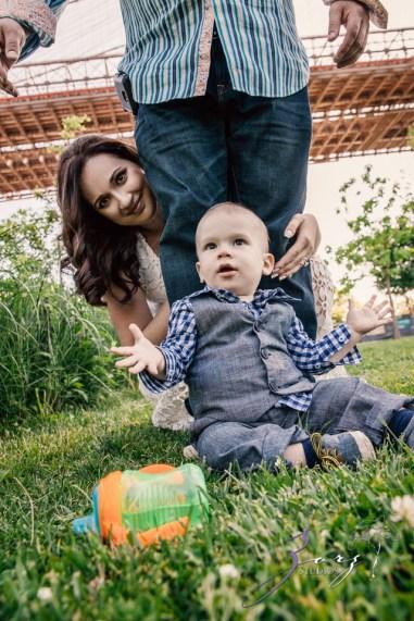 Cub: Outdoor Hilarious First Birthday Photoshoot by Zorz Studios (8)