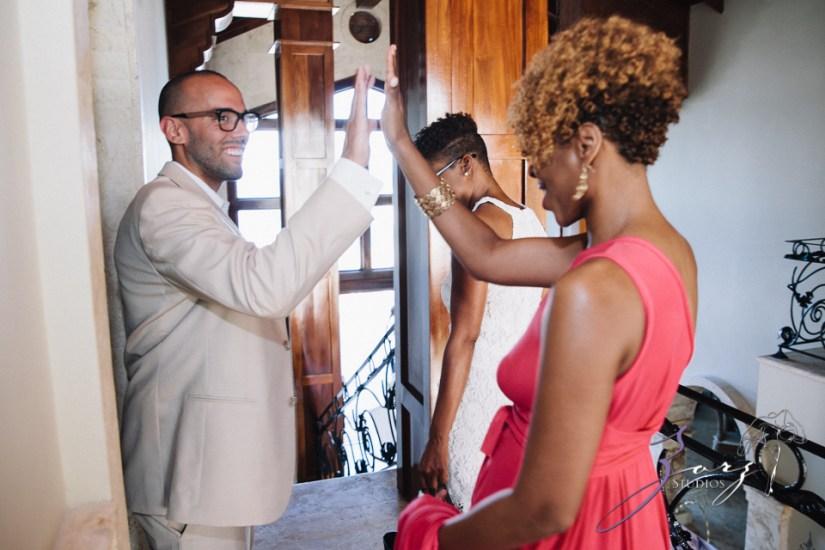 Bell Hunters: Stephanie + Josh = Dominican Republic Wedding by Zorz Studios (64)