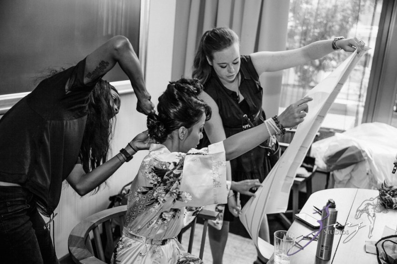 Bandana: Ana + Dana = Freaking Stylish Manhattan Wedding by Zorz Studios (117)