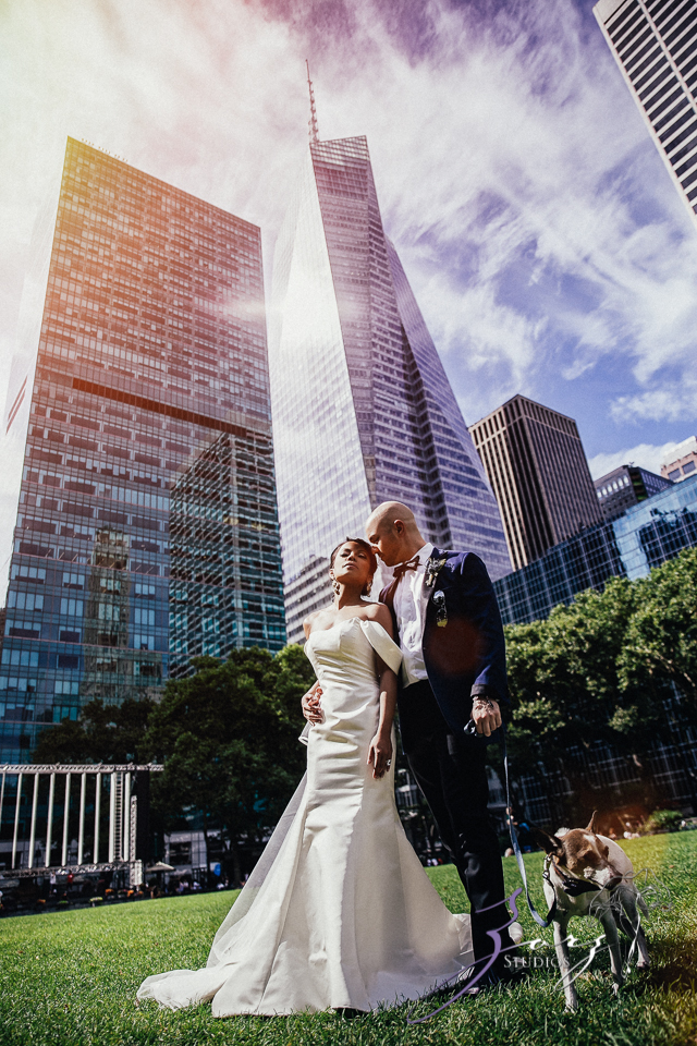 Bandana: Ana + Dana = Freaking Stylish Manhattan Wedding by Zorz Studios (69)