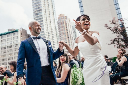 Bandana: Ana + Dana = Freaking Stylish Manhattan Wedding by Zorz Studios (37)