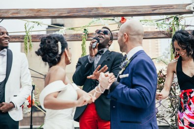 Bandana: Ana + Dana = Freaking Stylish Manhattan Wedding by Zorz Studios (34)