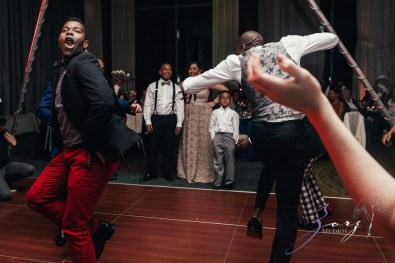 Bandana: Ana + Dana = Freaking Stylish Manhattan Wedding by Zorz Studios (3)