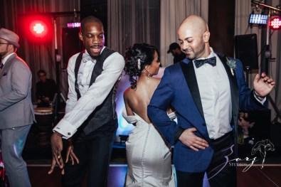 Bandana: Ana + Dana = Freaking Stylish Manhattan Wedding by Zorz Studios (2)