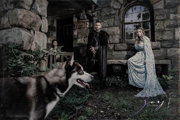 Game of Thrones Inspired Birthday Photoshoot by Zorz Studios (13)