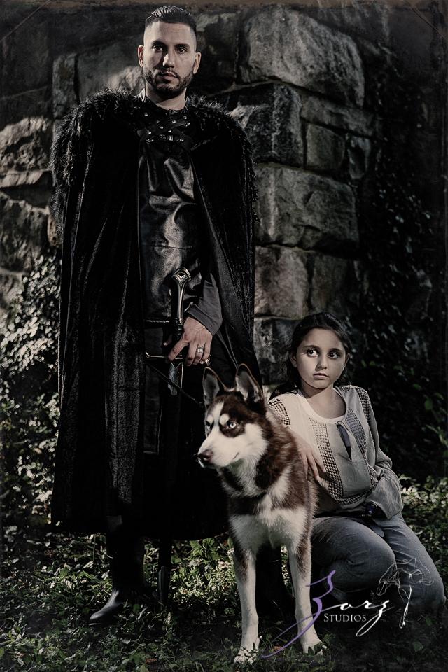 Game of Thrones Inspired Birthday Photoshoot by Zorz Studios (10)