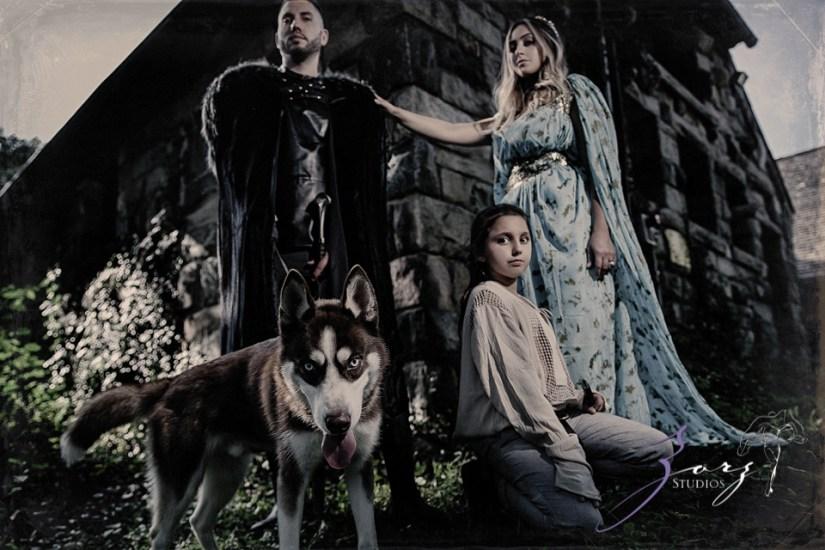 Game of Thrones Inspired Birthday Photoshoot by Zorz Studios (9)