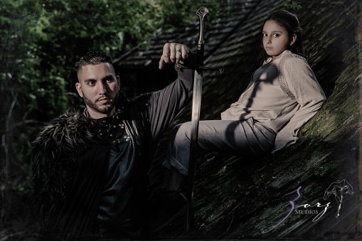 Game of Thrones Inspired Birthday Photoshoot by Zorz Studios (7)
