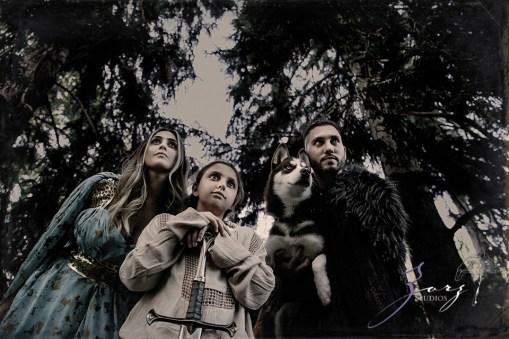 Game of Thrones Inspired Birthday Photoshoot by Zorz Studios (2)