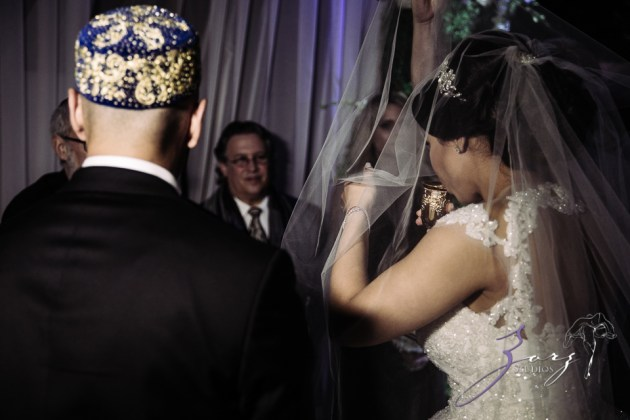 Cuffed: Gloria + Edmond = Persian/Russian Jewish Glorious Wedding by Zorz Studios (20)