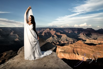 Ikara: Epic Beauty Portraits in Grand Canyon and Antelope Canyon by Zorz Studios (10)