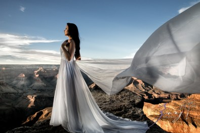 Ikara: Epic Beauty Portraits in Grand Canyon and Antelope Canyon by Zorz Studios (9)