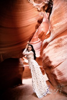 Ikara: Epic Beauty Portraits in Grand Canyon and Antelope Canyon by Zorz Studios (5)