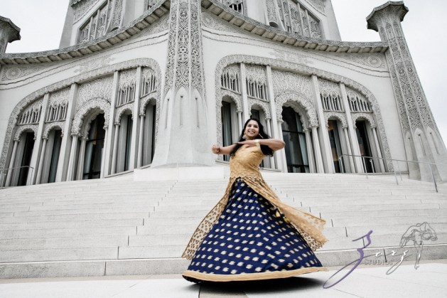 Redress: Bollywood Dance Photoshoot by Zorz Studios (3)