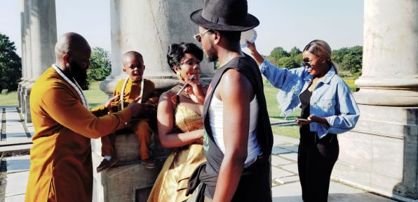 Fam Naija: Vogue-esque Nigerian Family Photoshoot by Zorz Studios (2)