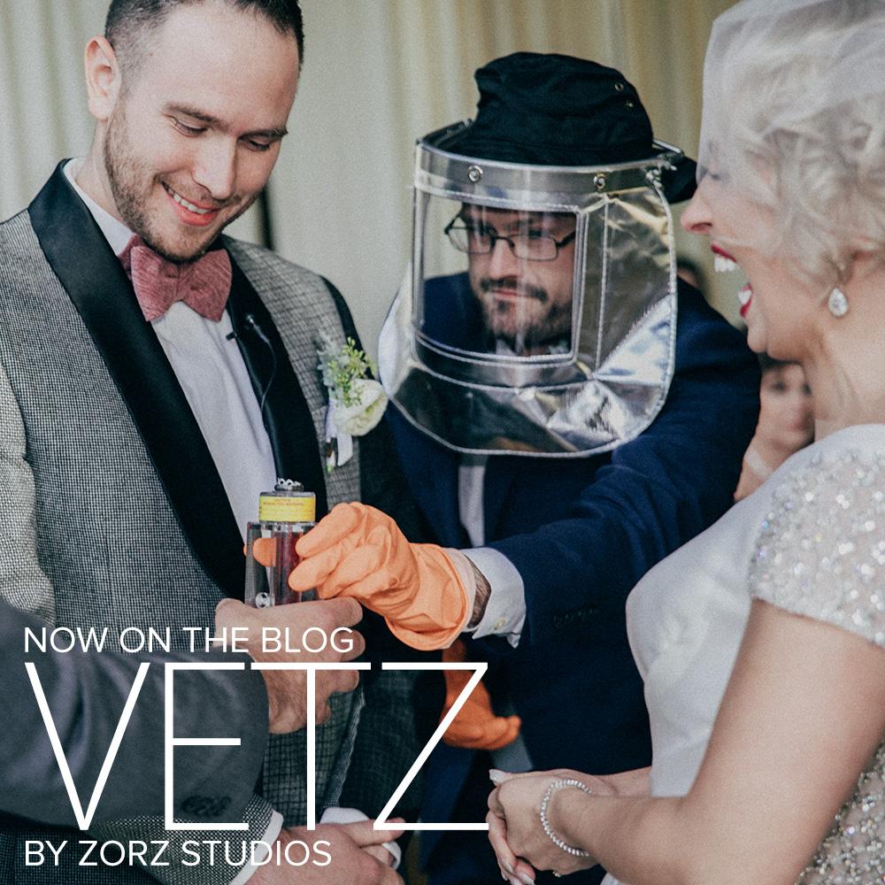 Vetz: Nicki + Adam = Industrial-Chic Wedding by Zorz Studios (1)