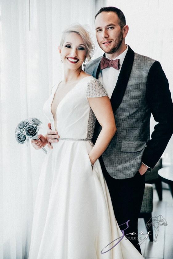 Vetz: Nicki + Adam = Industrial-Chic Wedding by Zorz Studios (85)
