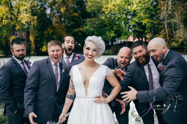 Vetz: Nicki + Adam = Industrial-Chic Wedding by Zorz Studios (80)