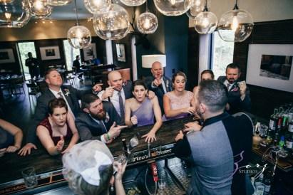Vetz: Nicki + Adam = Industrial-Chic Wedding by Zorz Studios (73)