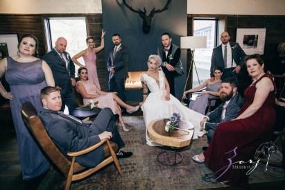 Vetz: Nicki + Adam = Industrial-Chic Wedding by Zorz Studios (72)