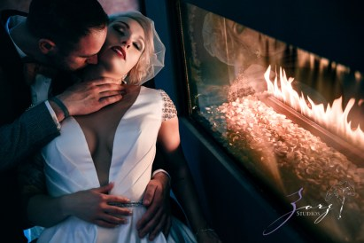 Vetz: Nicki + Adam = Industrial-Chic Wedding by Zorz Studios (68)