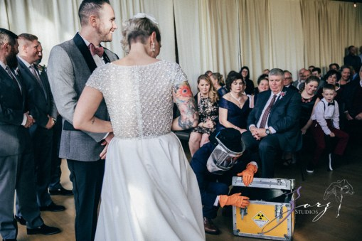 Vetz: Nicki + Adam = Industrial-Chic Wedding by Zorz Studios (52)