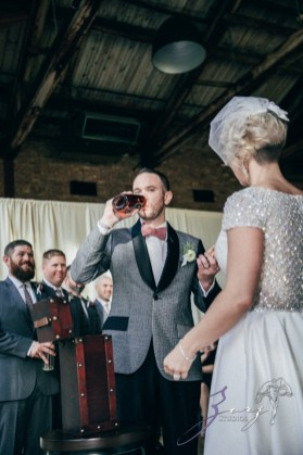 Vetz: Nicki + Adam = Industrial-Chic Wedding by Zorz Studios (46)